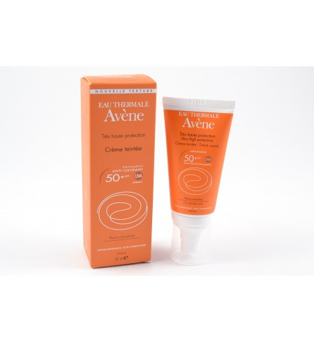 AVENE ECRAN INVISIBLE 50+SPF