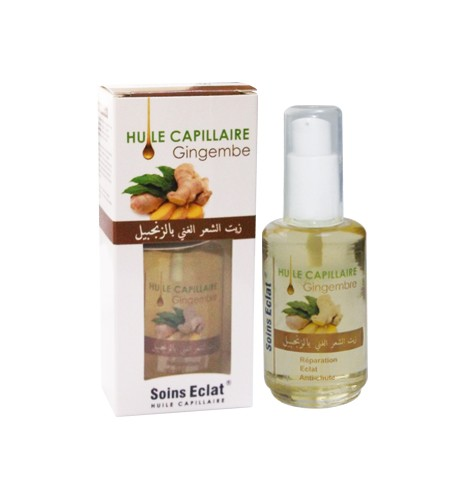HUILE CAPILLAIRE SOINS ECLAT 50ML