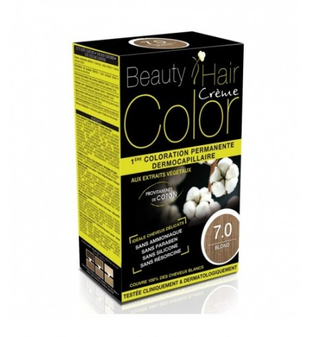 BEAUTY HAIR CREME COLOR BLOND