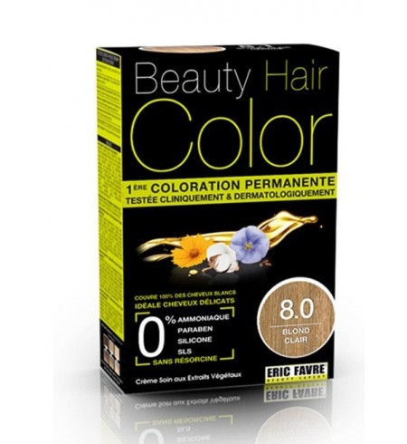 BEAUTY HAIR CREME COLOR BLOND CLAIR