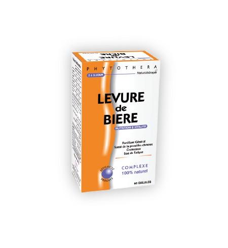 PHYTOTHERA LEVURE DE BIÈRE