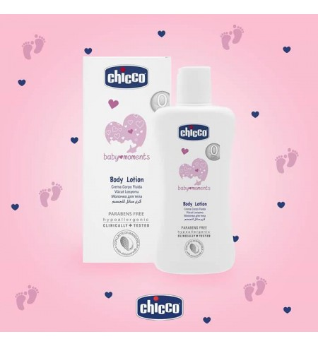 CHICCO LAIT BABY MOMENT 200 ML