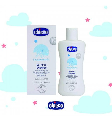 CHICCO SHAMPOOING BABY MOMENT 200 ML