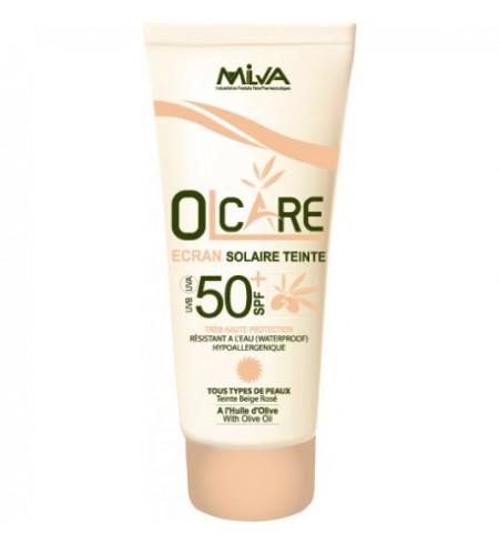 OLCARE ECRAN TEINTE BEIGE ROSÉ SPF50+ 50ML