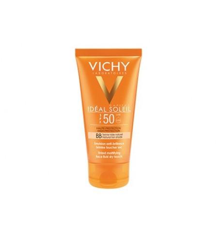 VICHY IDEAL SOLEIL BB CRÈME TEINTE SPF50+