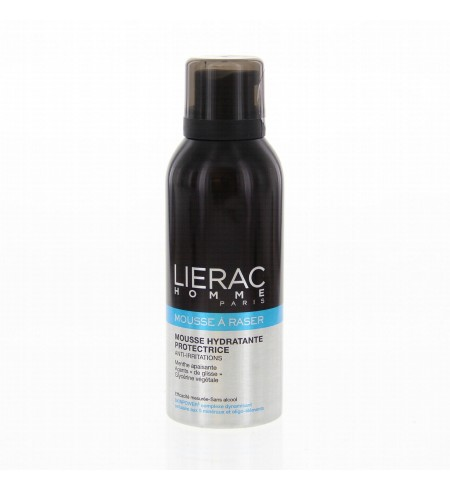 LIERAC MOUSSE A RASSER HYDRATANTE PROTECTRICE