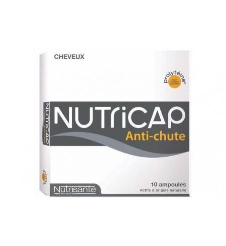 NUTRICAP ANTICHUTE SERUM 10 AMPOULES
