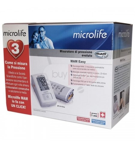 TENSIOMETRE MICROLIFE BRASSARD (bp A3 plus)