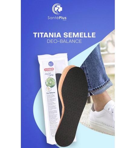 TITANIA SEMELLE DEO-BALANCE