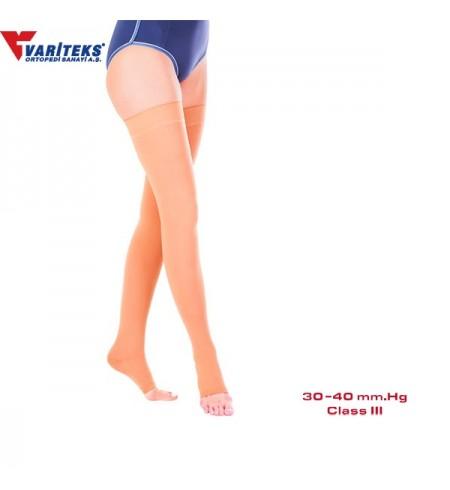 VARITEKS BAS DE CONTENTION CLASS III (réf 901)