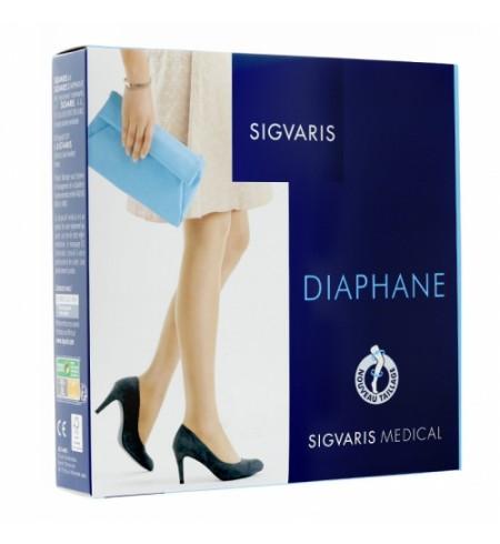 SIGVARIS DIAPHANE BAS DE CONTENTION CLASSII