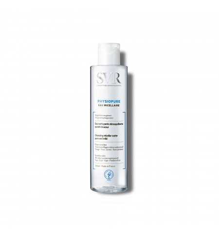 SVR PHYSIOPURE EAU MICELLAIRE 200ML